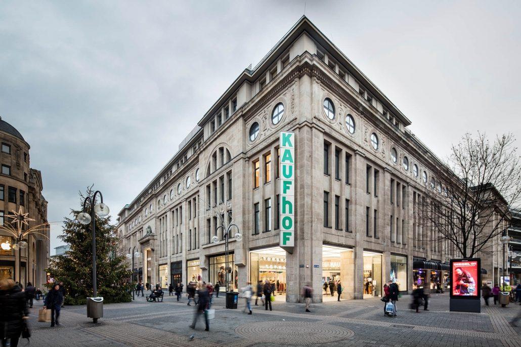 Galeria Kaufhof Hohe Straße Köln