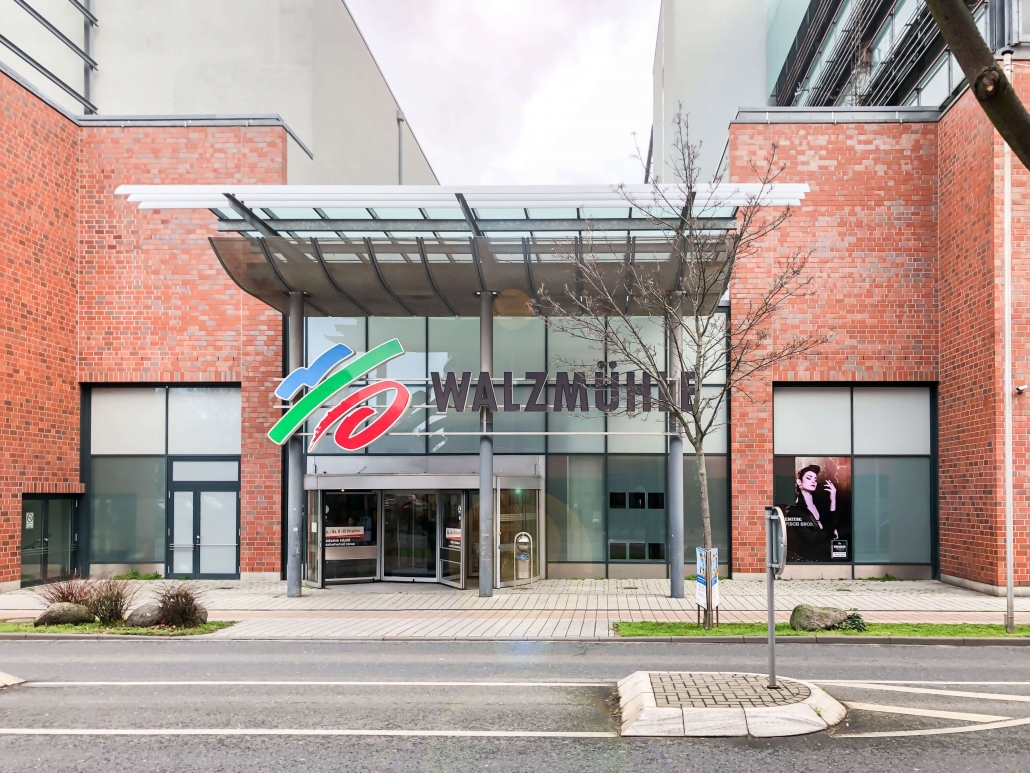 Einkaufszentrum Ludwigshafen