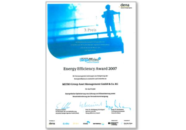 dena Energy Efficiency Award